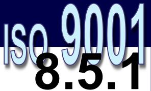 ISO 9001:2008 - 8.5.1. Melhoria contínua