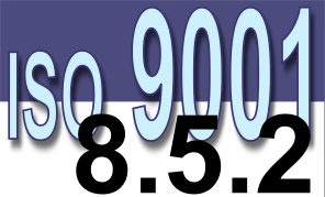 ISO 9001:2008 8.5.2. Ação corretiva
