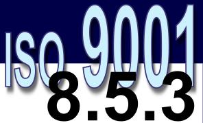 ISO 9001 2008 8.5.3. Ação preventiva