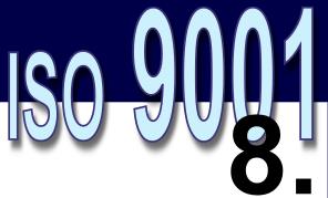 ISO 9001:2008 - 8. Medição, análise e melhoria