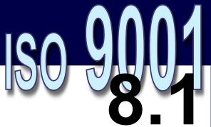 ISO 9001:2008 - 8.1. Generalidades de Medição, análise e melhoria