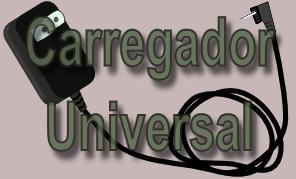 Carregador universal de celular - IEC 62684