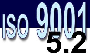 ISO 9001:2008 - 5.2. Foco no cliente
