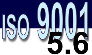 ISO 9001:2008 – 5.6. Análise crítica pela direção