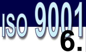 ISO 9001:2008 - 6. Gestão de recursos
