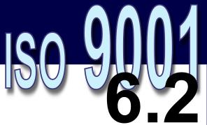 ISO 9001:2008 - 6.2. Recursos humanos