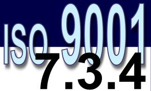 ISO 9001:2008 - 7.3.4. Análise crítica de projeto e desenvolvimento