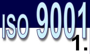 ISO 9001:2008 – 1. Objetivo
