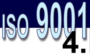 ISO 9001:2008 - 4. Sistema de gestão da qualidade