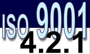 ISO 9001:2008 - 4.2.1. Generalidades - Requisitos de documentação
