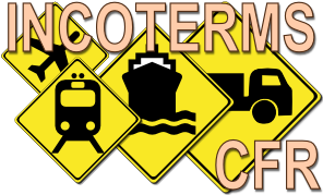INCOTERMS - CFR - Cost and Freight