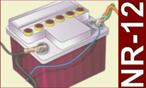 NR-12 - MÁQUINAS E EQUIPAMENTOS - Instalações e dispositivos elétricos
