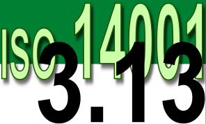 ISO 14001 2004 - 3.13 Parte Interessada