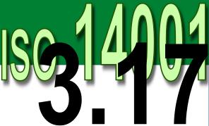ISO 14001 2004 - 3.17 Ação Preventiva
