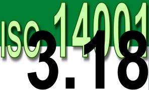 ISO 14001 2004 - 3.18 Prevenção de poluição