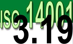 ISO 14001 2004 - 3.19 Procedimento