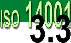 ISO 14001 2004 - 3.3 Ação corretiva