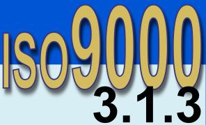 NBR ISO 9000:2005 - 3.1.3 classe - Sistema de gestão de qualidade – Fundamentos e vocabulário