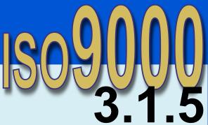 NBR ISO 9000:2005 - 3.1.5 Capacidade - Sistema de gestão da qualidade - Fundamentos e vocabulário