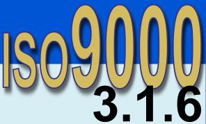 NBR ISO 9000:2005 - 3.1.6 Competência - Sistema de gestão da qualidade - Fundamentos e vocabulário