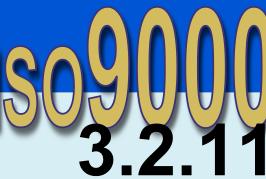 NBR ISO 9000:2005 - 3.2.11 Garantia da Qualidade - Sistema de gestão da qualidade - Fundamentos e vocabulário.