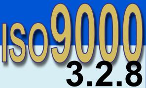 NBR ISO 9000:2005 - 3.2.8 Gestão da Qualidade - Sistema de gestão da qualidade - Fundamentos e vocabulário